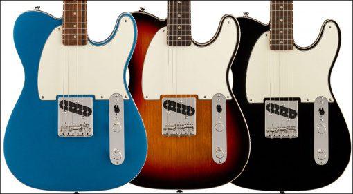 Fender Squier Esquire FSR 60s Classic Vibe Teaser