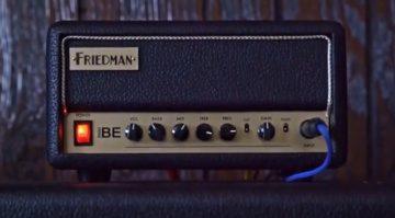 Friedman BE-MINI Verstaerker Amp Head Leak Transistor