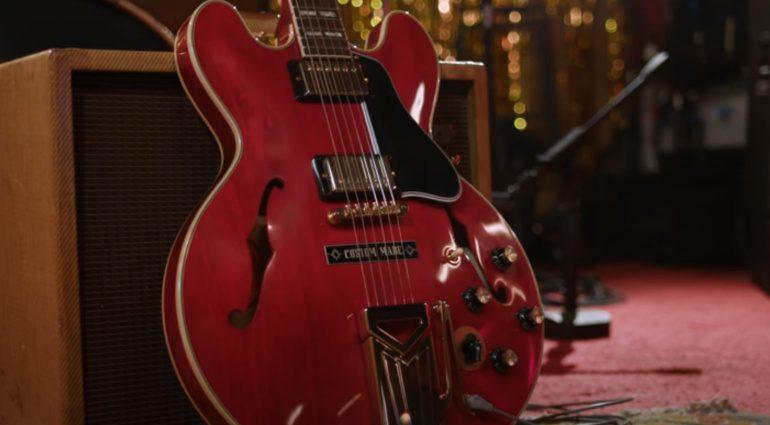 Gibson Marcus King 1962 ES-345 Signature
