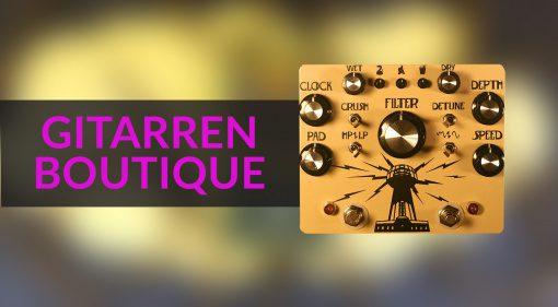 Gitarren Boutique 2021 Kirk Hammet Pedal