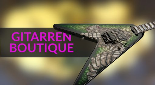 Gitarren Boutique 2021 KW16