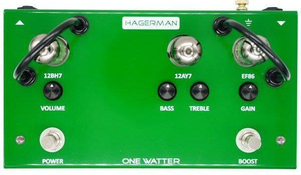 Hagerman Amplification One Watter