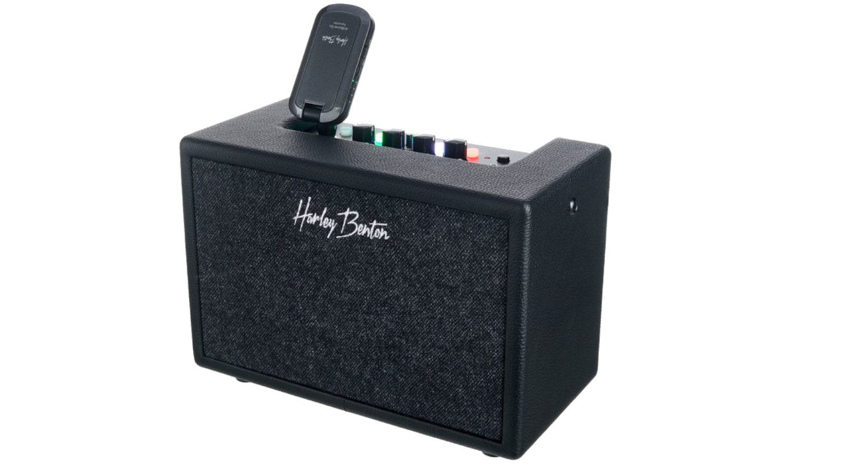 Harley Benton Airborne Go Bluetooth Front