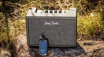 Harley Benton Airborne Go Bluetooth Teaser
