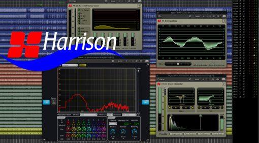 Harrison Mixbus 7 DAW Teaser