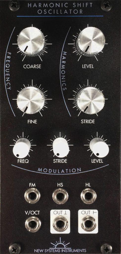 Harmonic Shift Oscillator