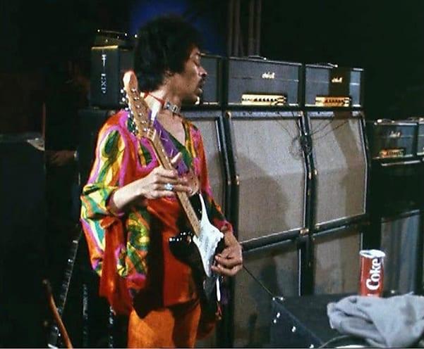 Jimi Hendrix Marshall Super Lead