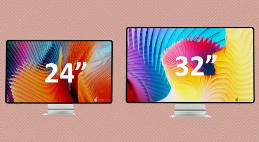 Leak: Der kommende Apple iMac wird jetzt doch größer!