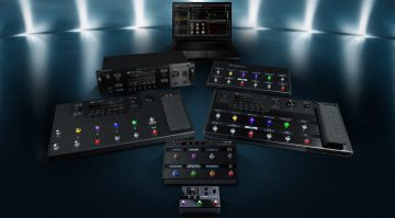Line6 Helix Familie Serie Firmware 3-1