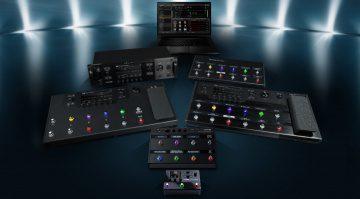 Line6 Helix Familie Serie Firmware 3-1