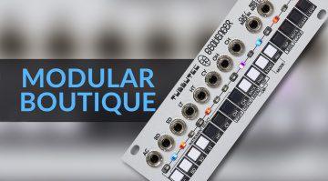 Modular Boutique 6equencer