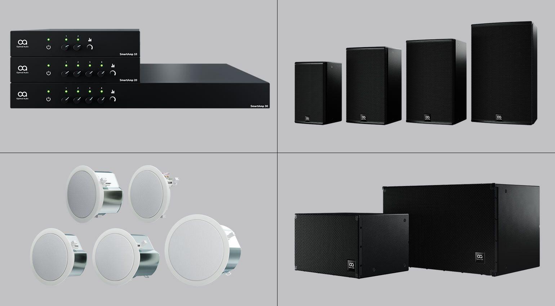 Optimal Audio Verstärker und Lautsprecher
