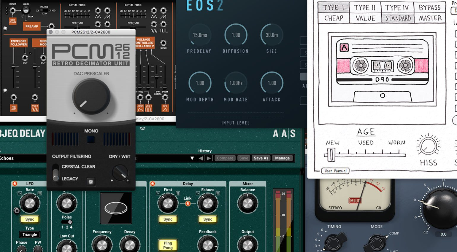 P.A.S. – Plug-in Acquisition Syndrome: Süchtig nach Plug-ins