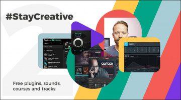 Kostenlos: #StayCreative Teil 2 - Loopcloud, Krotos Simple Concept, Bitwig 8-Track und mehr!
