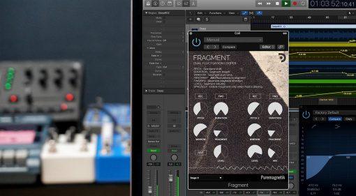 Kostenlos: Puremagnetik verschenkt Fragment Plug-in mit Song von An Moku