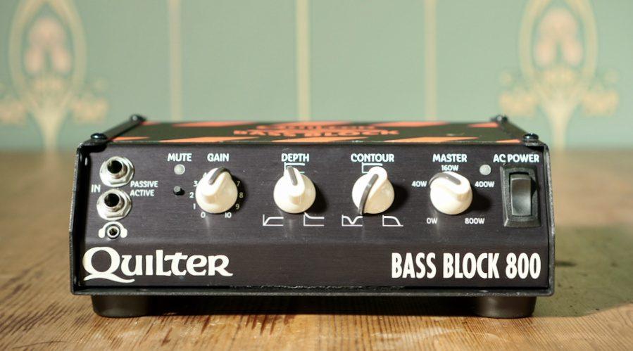 Quilter Bass Block 800