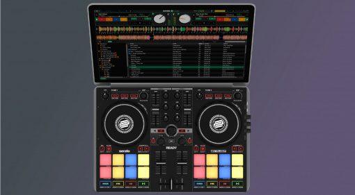 Reloop Ready DJ-Controller für PC/MAC und iOS