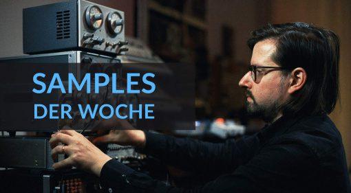 Samples der Woche: Hainbach - Landfill Totems, 360 From Mars, Techno Percussive 1, Sake Bottle, Claustrophobic Piano und Rusty Piano