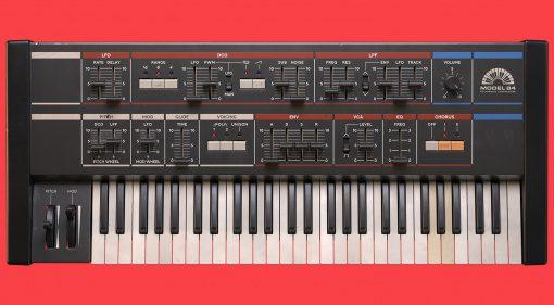 Softube Model 84: eine authentische Roland Juno-106 Emulation
