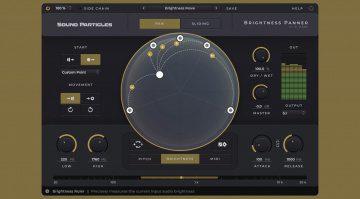 Sound Particles Brightness Panner: dynamisch Klänge fliegen lassen