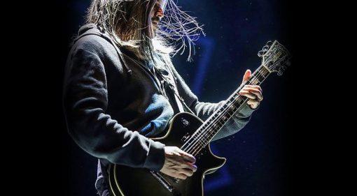 Adam Jones Tool Signature Silverburst Gibson 1979 Les Paul