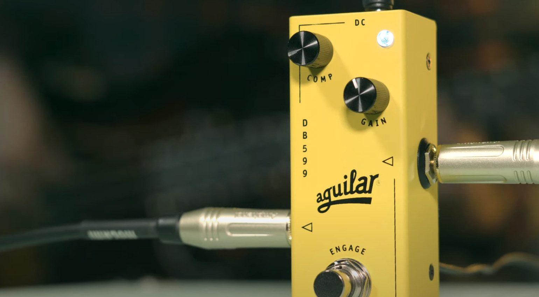 Aguilar Bass Compressor