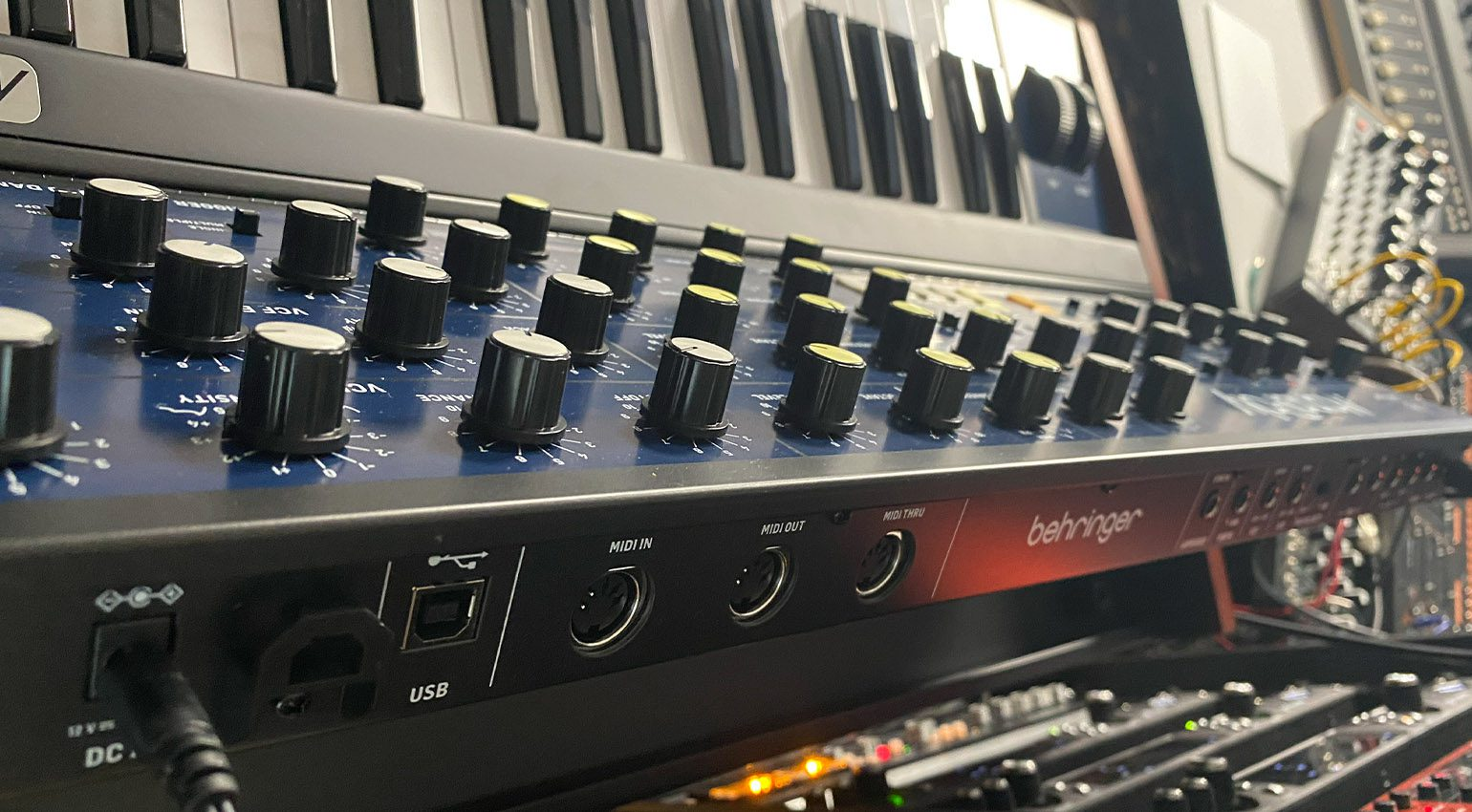 Angecheckt: Behringer MonoPoly Synthesizer