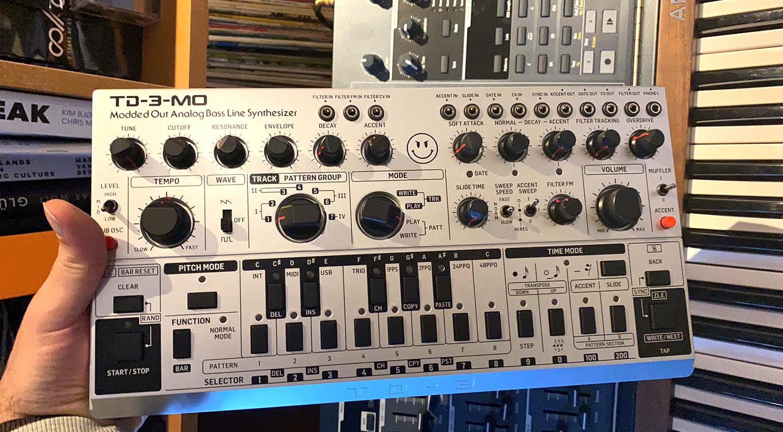 Angecheckt: Behringer TD-3-MO - Bassline Machine 2.0