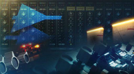 Universal Audio präsentiert API Vision Console Emulation für UAD und LUNA