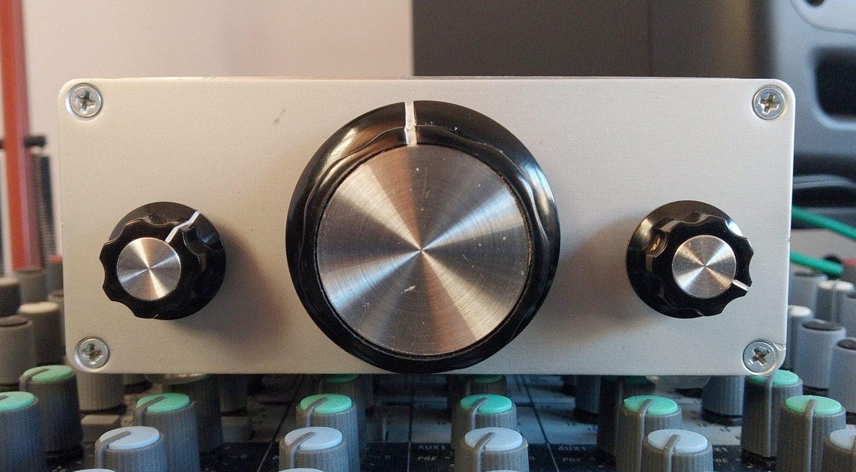 Audio Merge KTBK Prototyp
