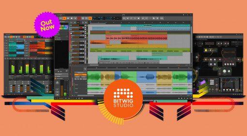 Bitwig Studio 4 ist ab sofort erhältlich!