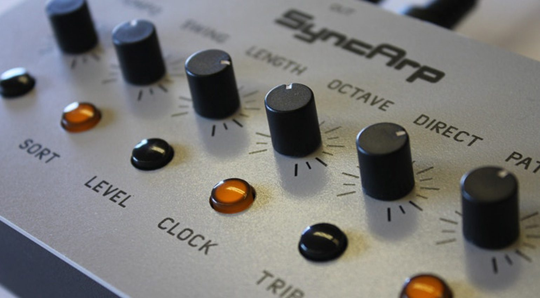 SyncArp Hardware-Arpeggiator
