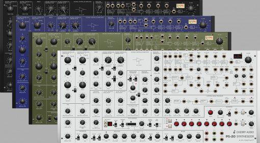 Cherry Audio PS-20: Korg MS-20 Synthesizer Emulation für 29 $