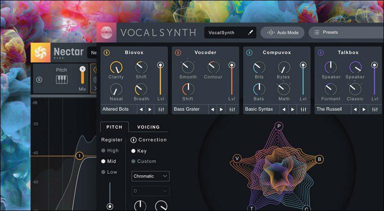 Deal: iZotope Vocal Tools dieses Wochenende im Angebot!