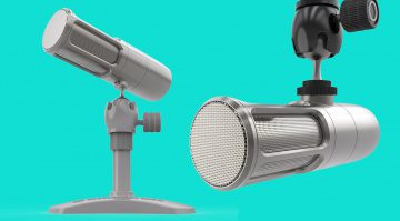 Earthworks ICON und ICON Pro Streaming-Mikrofone