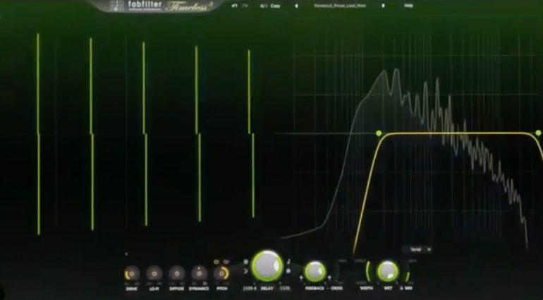 FabFilter zeigt erste Bilder von Timeless 3 Plug-in
