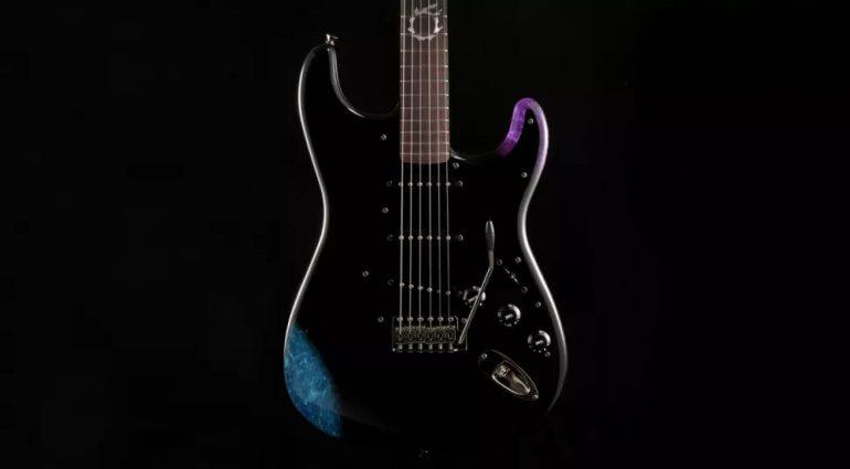 Fender Final Fantasy XIV Stratocaster Teaser