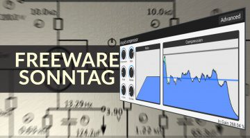 Freeware Sonntag: Tube Preamp, SweepDelay und StupidCompressor