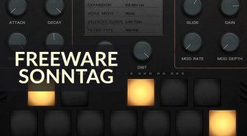 Freeware Sonntag: 808 Bass Module 4 Lite, Stage und British Kolorizer