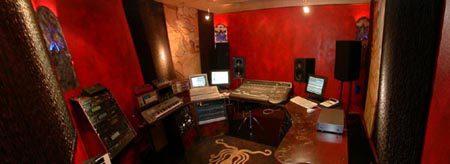 Front 242 Studio der 00er Jahre