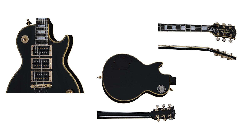 Gibson Peter Frampton Phenix Les Paul Custom Parts