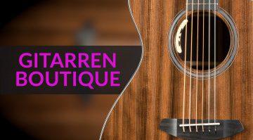 Gitarren Boutique Breedlove Keeley Kiesel LED