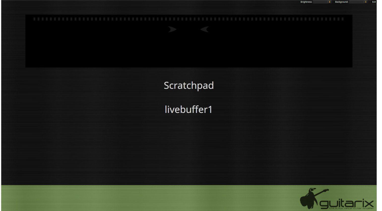 Guitarix Test angecheckt Live Mode