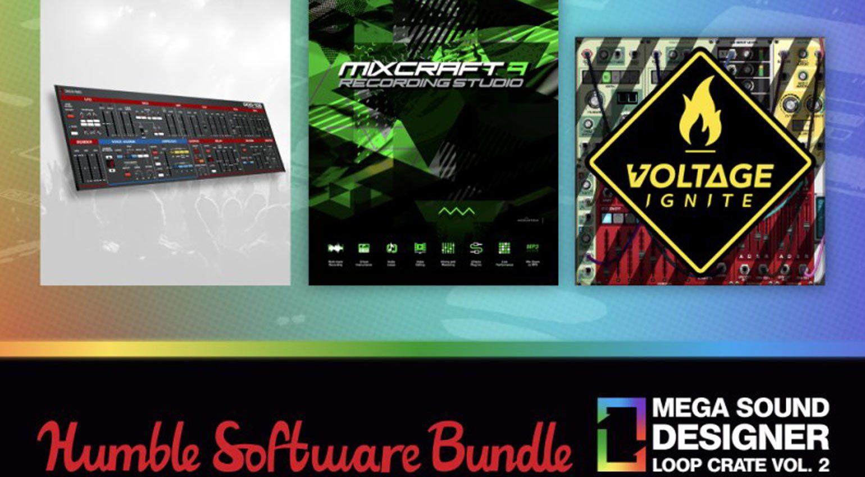 Humble Bundle Mega Sound Designer Loop Crate Vol. 2