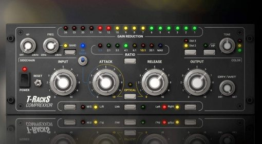 IK Multimedia T-RackS Comprexxor