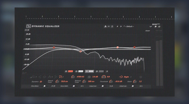 Magix Samplitude Pro X6 bringt einen dynamischen Equalizer