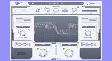 Minimal Audio Rift: das ultimative Distortion-Modulations-Tool