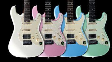 Mooer GTRS Intelligent Guitars Teaser
