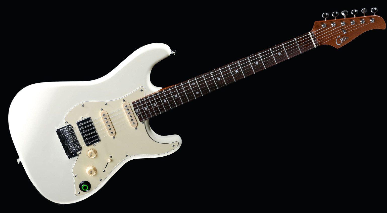 Mooer GTRS Intelligent Guitars White