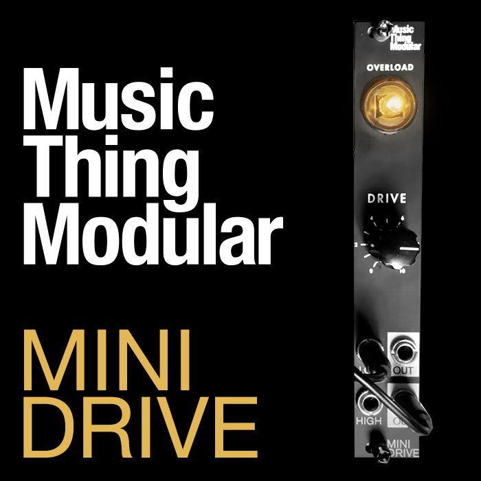 Music Thing minidrive